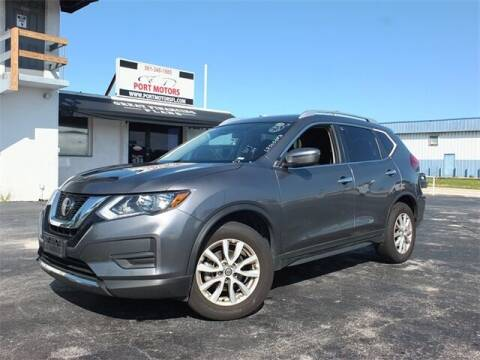 2020 Nissan Rogue for sale at Automotive Credit Union Services in West Palm Beach FL
