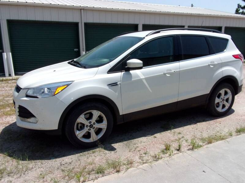 2016 Ford Escape for sale at CHUCK ROGERS AUTO LLC in Tekamah NE