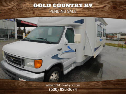 2005 Coachmen CONCORD 270SS for sale at Gold Country RV in Auburn CA