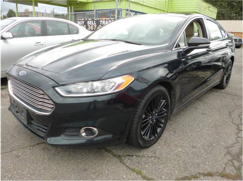 2014 Ford Fusion for sale in Seattle, WA