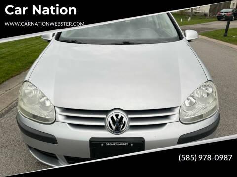 2006 Volkswagen Rabbit for sale at Car Nation in Webster NY