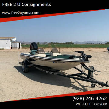 1996 Skeeter Bass Boat for sale at FREE 2 U Consignments in Yuma AZ