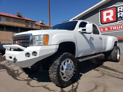 2013 GMC Sierra 3500HD for sale at Red Rock Auto Sales in Saint George UT