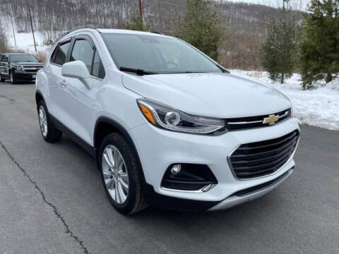 2018 Chevrolet Trax for sale at Hawkins Chevrolet in Danville PA