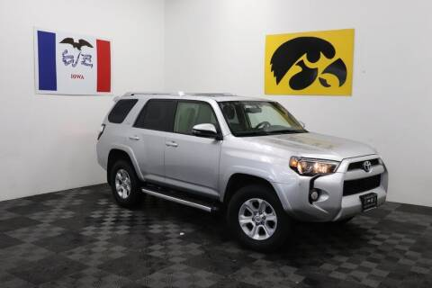 2016 Toyota 4Runner for sale at Carousel Auto Group in Iowa City IA