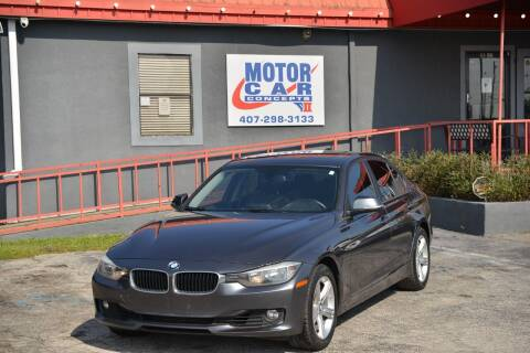 2015 BMW 3 Series for sale at Motor Car Concepts II - Kirkman Location in Orlando FL