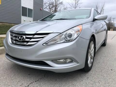 2013 Hyundai Sonata for sale at WALDO MOTORS in Kansas City MO