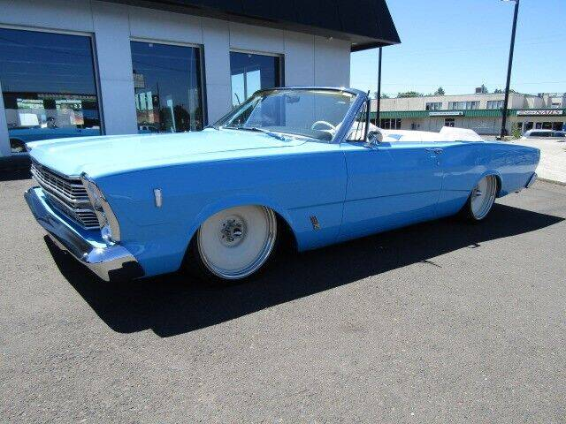 1966 Ford Galaxie 500 for sale in Milwaukie, OR
