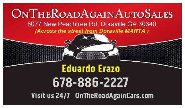 2006 Jaguar XJ-Series for sale at On The Road Again Auto Sales in Doraville GA