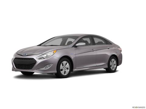 2012 Hyundai Sonata Hybrid for sale at SULLIVAN MOTOR COMPANY INC. in Mesa AZ
