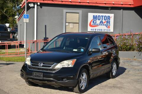 2011 Honda CR-V for sale at Motor Car Concepts II - Kirkman Location in Orlando FL