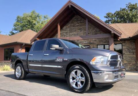 2015 RAM Ram Pickup 1500 for sale at Auto Solutions in Maryville TN