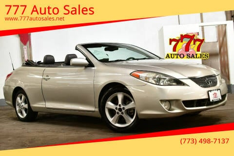 2006 Toyota Camry Solara for sale at 777 Auto Sales in Bedford Park IL