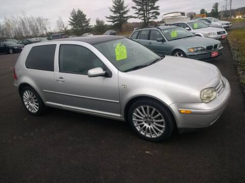 2004 Volkswagen GTI for sale at eurO-K in Benton ME