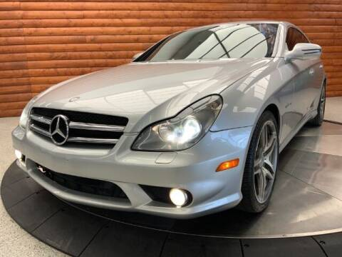 2011 Mercedes-Benz CLS for sale at Dixie Imports in Fairfield OH
