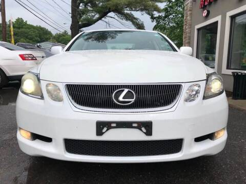 2007 Lexus GS 350 for sale at Route 123 Motors in Norton MA
