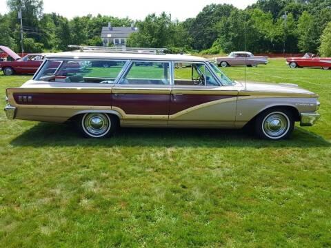 1963 Mercury Monterey for sale at CARuso Classic Cars in Tampa FL