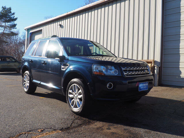 2013 Land Rover LR2 for sale at Crestwood Auto Sales in Swansea MA