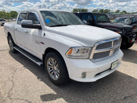 2015 RAM Ram Pickup 1500 for sale at Used a Bit Auto Sales in Fargo ND