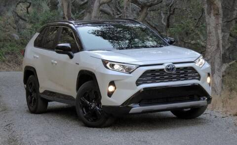 2020 Toyota RAV4 for sale at Xclusive Auto Leasing NYC in Staten Island NY