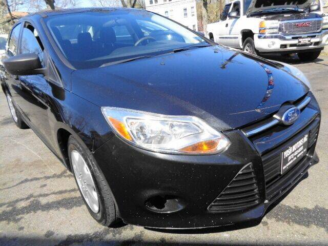 2013 Ford Focus for sale at Yosh Motors in Newark NJ