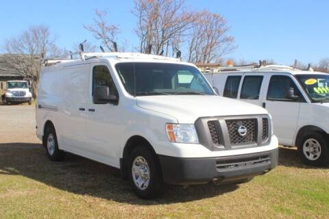 2016 Nissan NV Cargo for sale at Vehicle Network - LEE MOTORS in Princeton NC