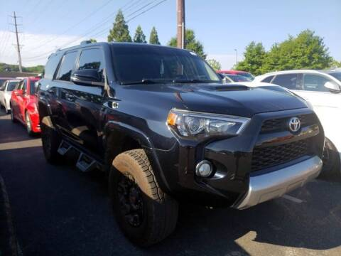 2016 Toyota 4Runner for sale at Auto Solutions in Maryville TN
