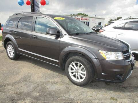 2015 Dodge Journey for sale at Advantage Auto Brokers Inc in Greeley CO