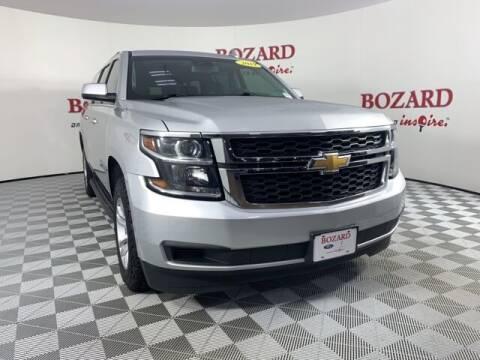 2019 Chevrolet Suburban for sale at BOZARD FORD in Saint Augustine FL
