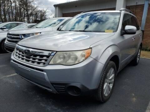2012 Subaru Forester for sale at Impex Auto Sales in Greensboro NC