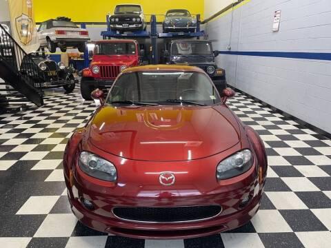 2008 Mazda MX-5 Miata for sale at Euro Auto Sport in Chantilly VA