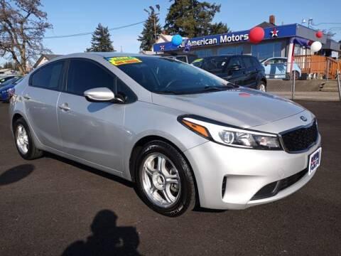 2017 Kia Forte for sale at All American Motors in Tacoma WA