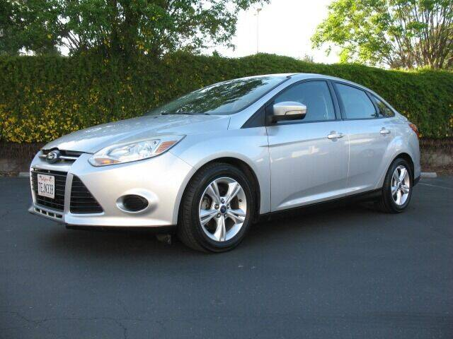 2014 Ford Focus for sale at Mrs. B's Auto Wholesale / Cash For Cars in Livermore CA