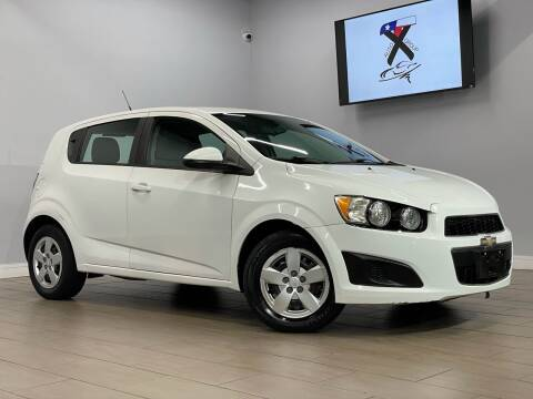2014 Chevrolet Sonic for sale at TX Auto Group in Houston TX