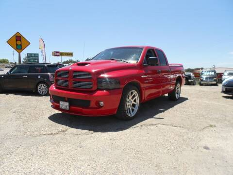 2005 Dodge Ram Pickup 1500 SRT-10 for sale at Mountain Auto in Jackson CA