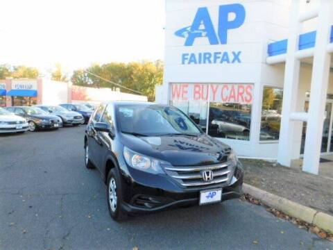 2014 Honda CR-V for sale at AP Fairfax in Fairfax VA