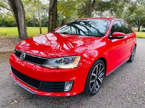 2012 Volkswagen Jetta for sale at FLORIDA MIDO MOTORS INC in Tampa FL