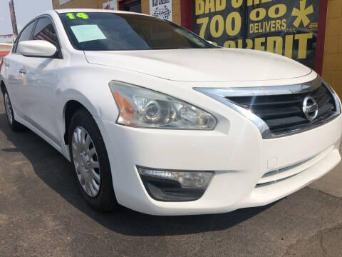 2014 Nissan Altima for sale at Sunday Car Company LLC in Phoenix AZ