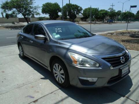 2015 Nissan Altima for sale at Hollywood Auto Brokers in Los Angeles CA