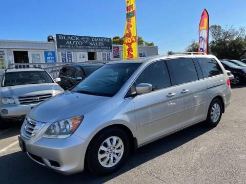 2009 Honda Odyssey for sale at Black Diamond Auto Sales Inc. in Rancho Cordova CA