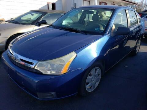 2008 Ford Focus for sale at Rayyan Auto Sales LLC in Lexington KY
