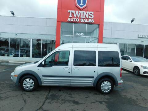 2011 Ford Transit Connect for sale at Twins Auto Sales Inc Redford 1 in Redford MI
