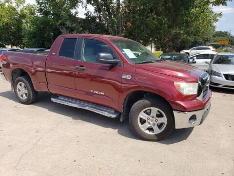 2008 Toyota Tundra for sale at Bad Credit Call Fadi in Dallas TX