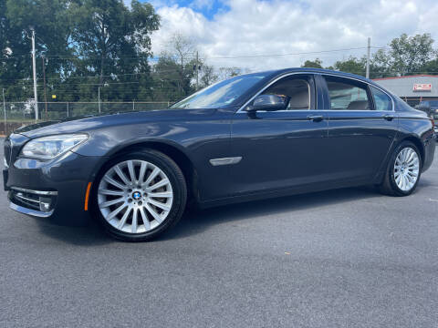 2013 BMW 7 Series for sale at Beckham's Used Cars in Milledgeville GA