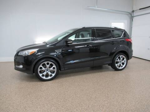 2015 Ford Escape for sale at HTS Auto Sales in Hudsonville MI