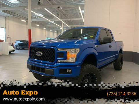 2019 Ford F-150 for sale at Auto Expo in Las Vegas NV