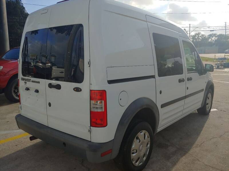 2013 Ford Transit Connect XL 4dr Cargo Mini-Van w/Side and Rear Glass - Largo FL