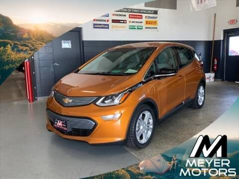 2017 Chevrolet Bolt EV for sale at Meyer Motors in Plymouth WI