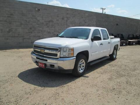 2012 Chevrolet Silverado 1500 for sale at Stagner INC in Lamar CO