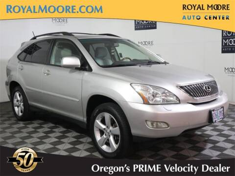 2007 Lexus RX 350 for sale at Royal Moore Custom Finance in Hillsboro OR